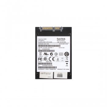 SSD HP HP 32GB SANDISK U100 2.5 IN SATA-3G SSD (680676-001) Refurbished