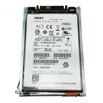 SSD EMC EMC 400GB 12G SAS 2.5INCH SSD (118033287-01) Refurbished