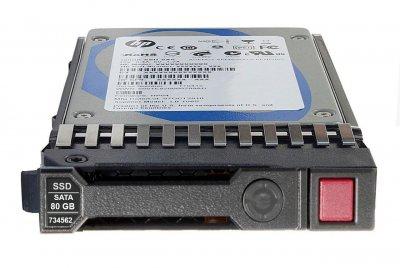 SSD HP HP 80GB 6G 2.5 INCH SATA SSD (804574-001) Refurbished