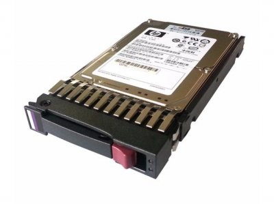 SSD HP HP 400GB 6G SAS SLC 2.5 INCH SSD (632520-006) Refurbished