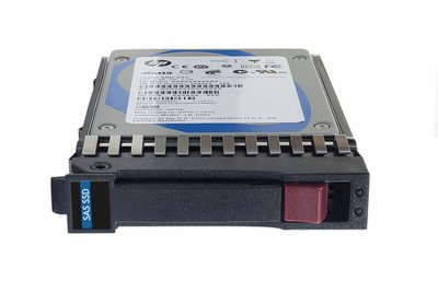 SSD HP HP 200GB 6G SAS ME SFF SSD (690819-B21) Refurbished