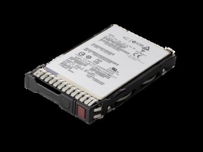 SSD HP HP 400GB 12G 2.5 INCH DRIVE IN 3.5 INCH CADDY SAS SSD (765289-002) Refurbished