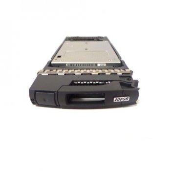 SSD NetApp NETAPP 200GB 6GB 2.5 INCH SAS SSD (MZ6ER200HAFV-000G3) Refurbished