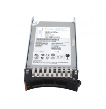 SSD IBM IBM 256GB SATA 2.5 in MLC Enterprise Value SSD for Flex System x222 (90Y8989) Refurbished