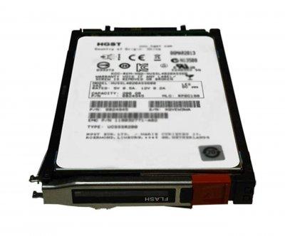 SSD EMC EMC Disk 200GB SAS SSD 2.5 (V4-D2S6FX-200) Refurbished