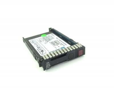 "SSD HP HP HDD 480GB 6G 2.5"" SSD (817075-001) Refurbished"