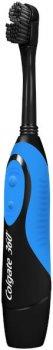 Електрична зубна щітка Colgate 360 Деревне вугілля Синя (4606144006548_синя)