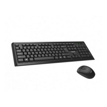 Клавіатура плюс миша бездротовий комплект HAVIT HV-KB653GCM USB black (24401)