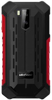Мобільний телефон Ulefone Armor X3 2/32GB Black-Red