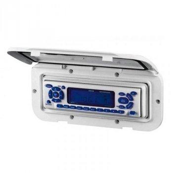 Кришка магнітофона Weekender Lalizas 50281 біла 235х110мм (50281)