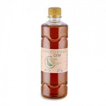 Масло черного тмина холодного отжима Organic Eco-Product, 250 мл