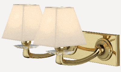 Настенный светильник Amplex 578 Plaza Gold