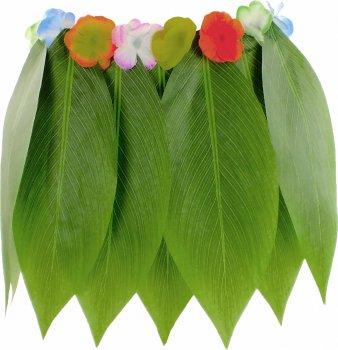 Юбка Seta Decor Гавайская Тропические Листья 19-431 Зеленая (2000047551013)