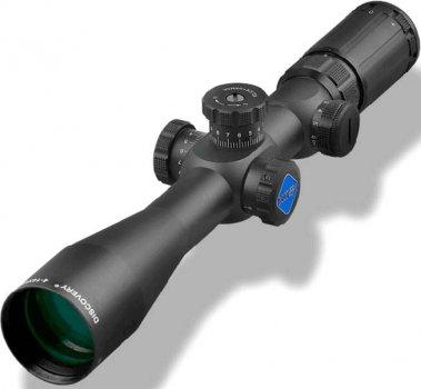 Оптичний приціл Discovery FFR 4-14х44 SFRLIR (FFR 4-14х44)