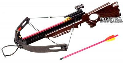 Арбалет Man Kung 31/MK-250А1 + 2 стріли (31/MK-250А1)