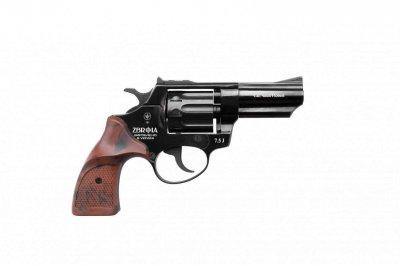 Револьвер под патрон флобера PROFI-3 черный/Pocket
