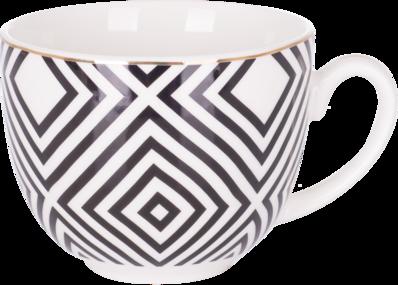 Набор чашка с блюдцем Limited Edition Luxury 2 предмета (ZT18-109-1)
