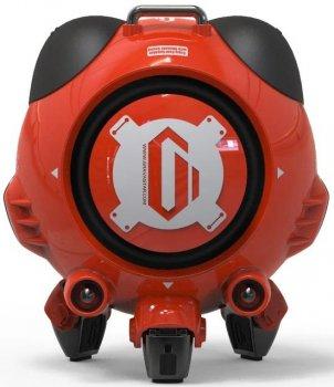 Акустична система GravaStar Venus sci-fi Bluetooth 5.0 Red (GRAVASTAR G2_RED)