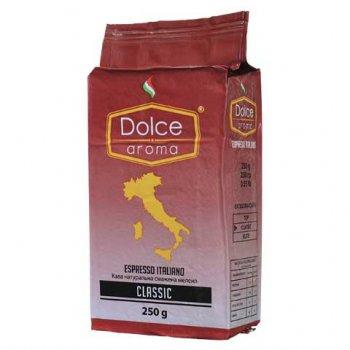 Кофе молотый Dolce Aroma Classic 250г