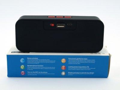 Портативна Bluetooth колонка SPS K31 5W USB MicroSD FM радіо (844572361)