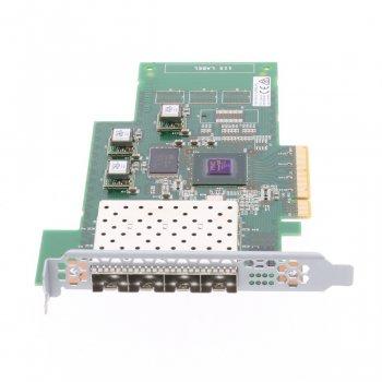 Контролер IBM 4-port 8 Gbps FC adapter (no SFPs) (31P1702) Refurbished