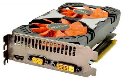 Видеокарта ZOTAC GTX 750Ti 2GB Refurbished