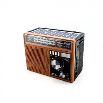 Радиоприемник NNS-1360S Solar