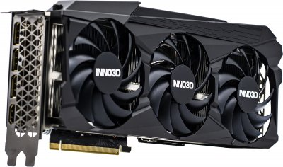 INNO3D PCI-Ex GeForce RTX 3090 Gaming X3 24GB GDDR6X (384bit) (1695/19500) (HDMI, 3 x DisplayPort) (N30903-246X-1880VA37N)