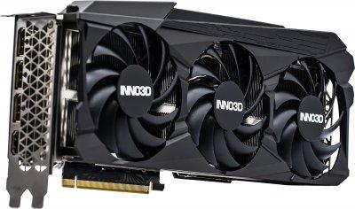 INNO3D PCI-Ex GeForce RTX 3090 Gaming X3 24GB GDDR6X (384bit) (1695/19500) (HDMI, 3 x DisplayPort) (N30903-246X-1880VA37N)