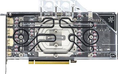 INNO3D PCI-Ex GeForce RTX 3090 Frostbite 24GB GDDR6X (384bit) (1755/19500) (HDMI, 3 x DisplayPort) (C3090-246XX-1880FB)