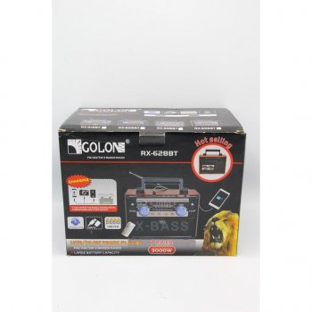 Радиоприемник всеволновой Golon RX-628 BT