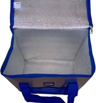 Термосумка, сумка холодильник 25 літрів, Термобокс, синій (CZ2748420003)