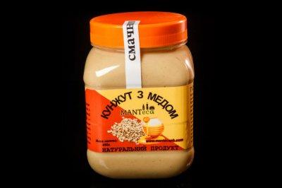 "Кунжутна паста ""Manteca"" з медом 450г (45010)"