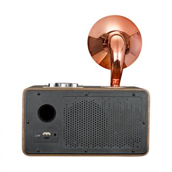 Беспроводная Bluetooth колонка SODO Z17 Gold (450058)
