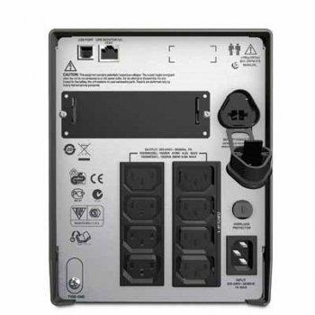 Пристрій безперебійного живлення APC Smart-UPS 1000VA LCD (SMT1000I)