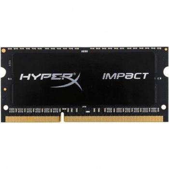 Модуль памьяті для ноутбука SoDIMM DDR3L 8GB 1866 MHz HyperX Impact Kingston (HX318LS11IB/8)
