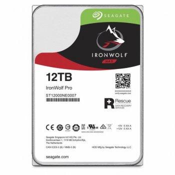 "Жорстку диск 3.5"" 12TB Seagate (ST12000NE0007)"