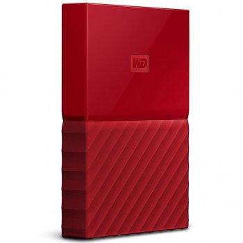 """Зовнішній жорстку диск 2.5"""" 1TB Western Digital (WDBYNN0010BRD-WESN)"""