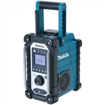 Акумуляторний радіоприймач MAKITA DMR107