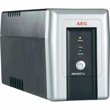 Источник бесперебойного питания AEG Protect A.500 (6000006435)
