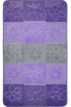 Килим CONFETTI GALS BQ 8853 pc2 0.6 x 1.5 m Фіолетовий Прямокутник