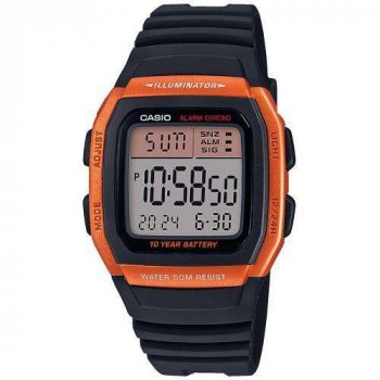 Годинник наручний Casio Collection CsCllctnW-96H-4A2VEF