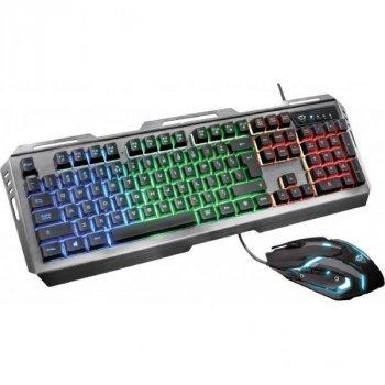 Комплект Trust GXT 845 Tural Gaming Combo (22457)