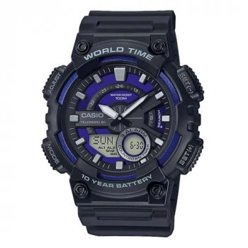 Годинник наручний Casio Collection CsCllctnAEQ-110W-2A2VEF