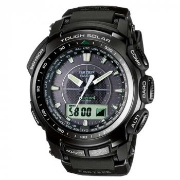 Годинник наручний Casio Pro-Trek CsPr-TrkPRW-5100-1ER
