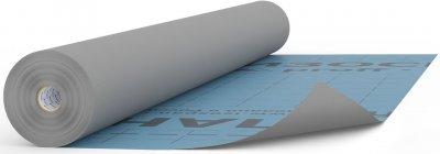 Мембрана гідровітрозахисна Ізоспан AS 70 м2 підвищеної щільності Блакитна (11020010230900000000000)