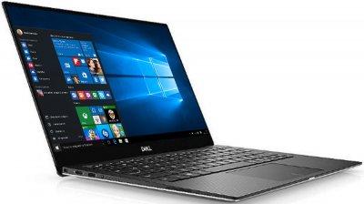 Ноутбук Dell XPS 13 9380 (9380Fi58S2UHD-WSL) Platinum Silver