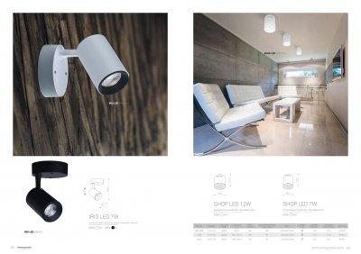 Спот Nowodvorski 8993 IRIS LED 7W