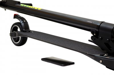 Електросамокат EcoRide Eco 5 Black (HUB_Eco 5 Black)