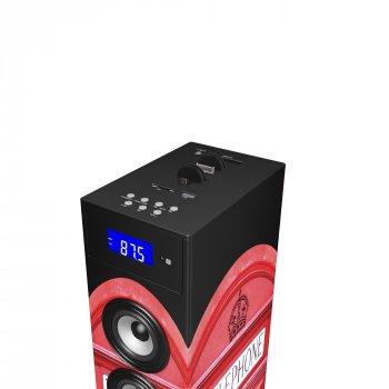 Колонка мультимедійна Bigben London design Telephone box
